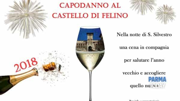Gran Galà di Capodanno al Castello di Felino