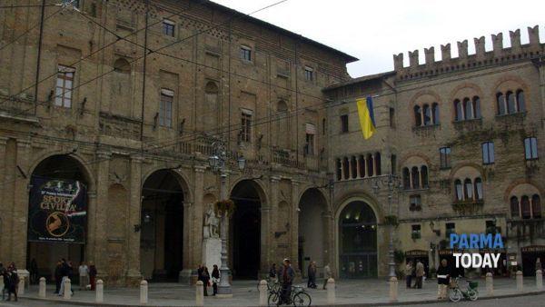 Capodanno in piazza Garibaldi a Parma