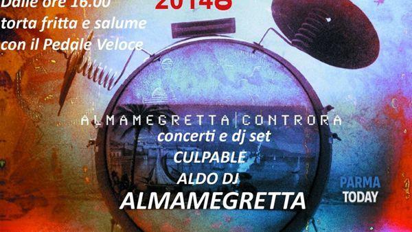 Primo Maggio alla Fattoria di Vigheffio: concerto degli Almamegretta