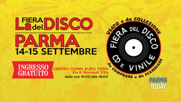 La fiera del Disco torna a Parma per la seconda volta