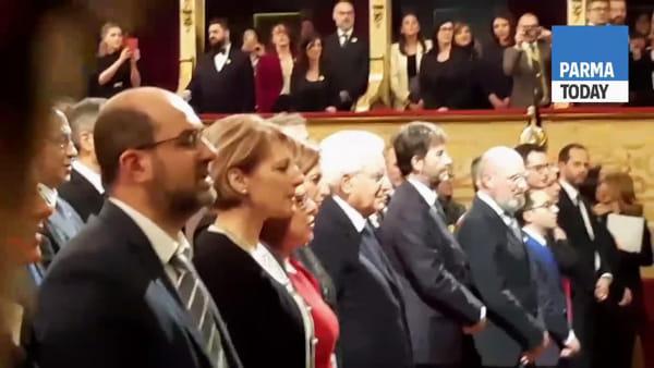 Il presidente Mattarella inaugura Parma Capitale della Cultura - Il videoracconto della giornata