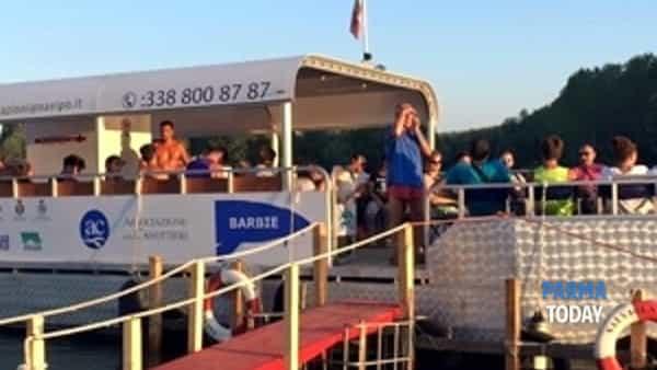 un po di sport: tre giorni di sport, gastronomia e musica lungo le rive del po-2