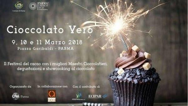 Parma fa festa con il cioccolato