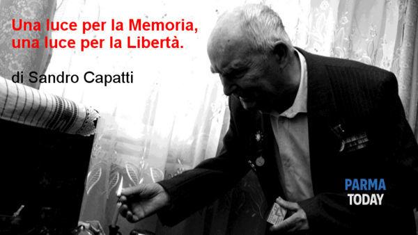 Una luce per la memoria, una luce per la libertà