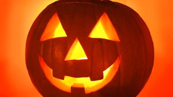 Halloween in Ghiaia