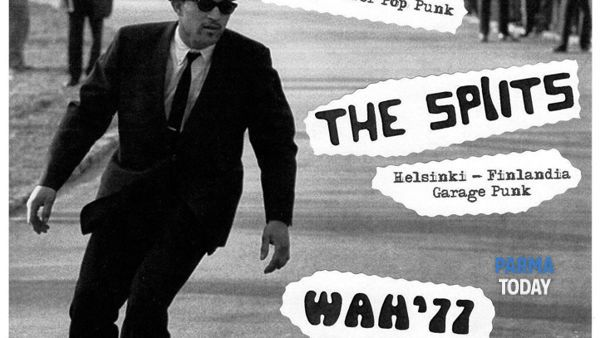 The Love Triangle + the splits + wah'77