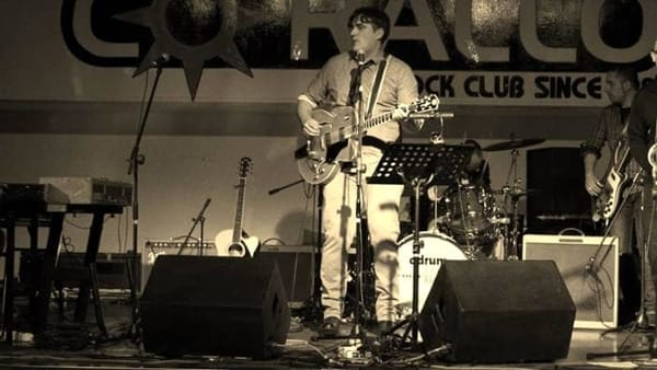 Ugo Cattabiani Band al Bar Cristallo