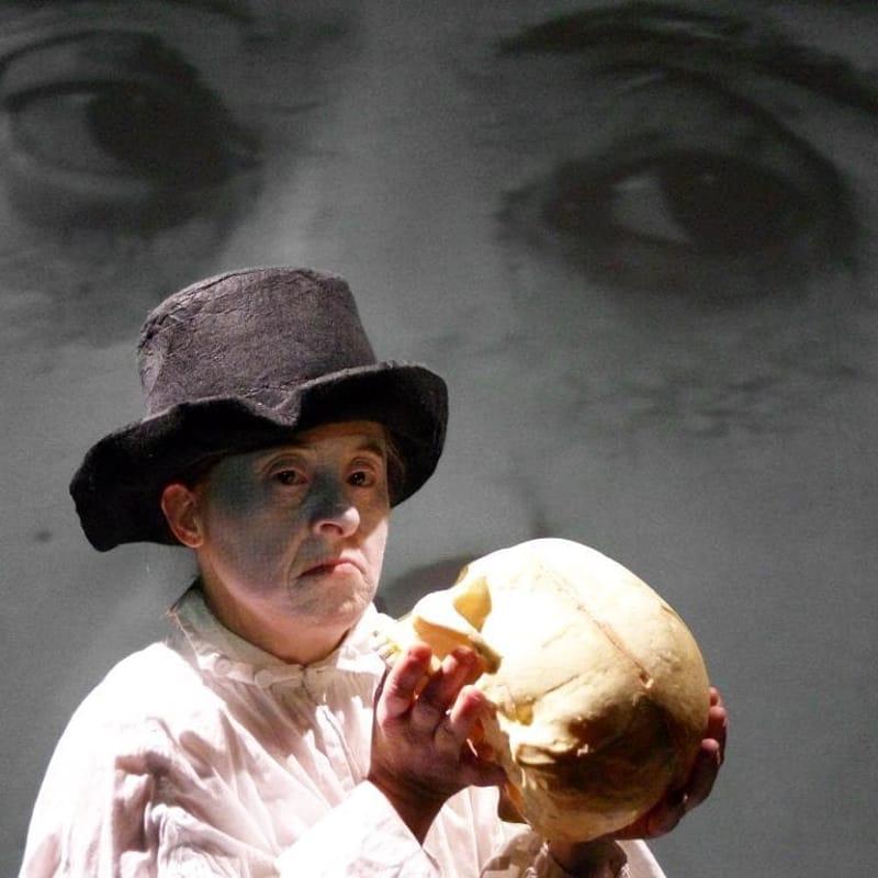 Lenz Fondazione, Hamlet Solo - © Francesco Pititto