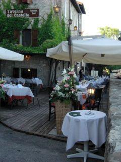 """Ristorante """"Taverna del castello"""""""